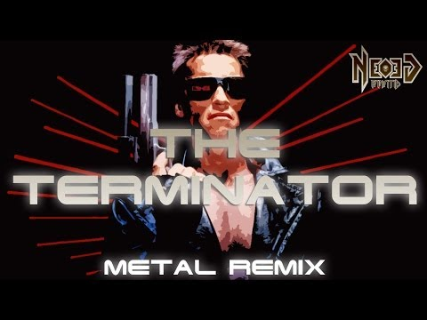 THE TERMINATOR opening theme Metal remix - Neogeofanatic