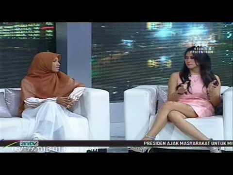 [ANTV] LIVE SMI Guest Star Alvira Vonita  Si Pejuang Hak Anak