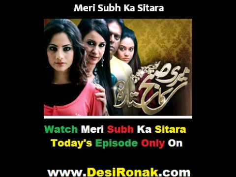 Meri Subha Ka Sitara Episode 38 Part 22 - 25 July 2011