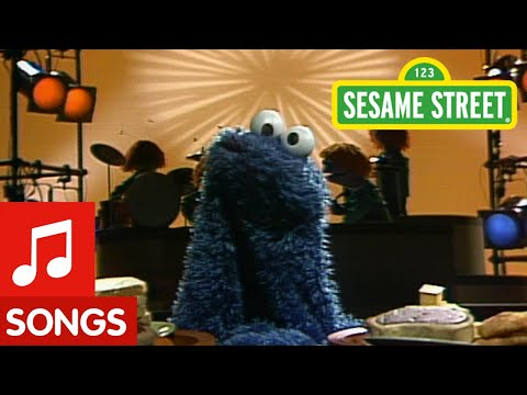 Sesame Street - Hey Food