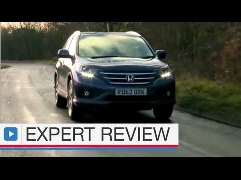 Honda CR-V (2012 - ) 4x4 expert car review