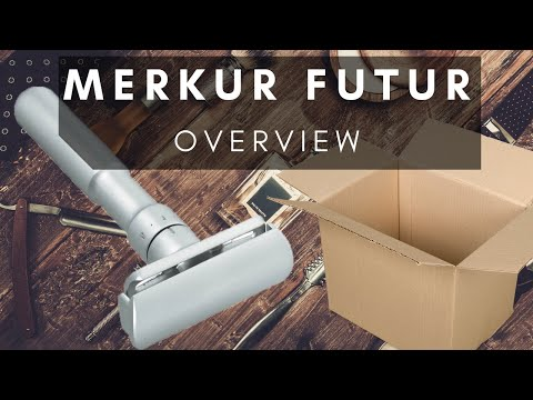 Merkur Futur Unboxing and overview