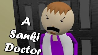 A SANKI DOCTOR ||PART - 1|| - THE COMIC KING