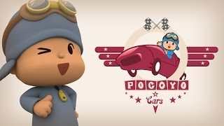 Pocoyo Joins The Great Race! [Pocoyo & Cars TRAILER]
