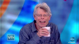 "Stephen King on ""Dr. Sleep"" Sequel & Book ""The Institute"" 