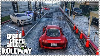 GTA 5 ROLEPLAY - Incredible Point to Point Rally Event | Ep. 362 Civ