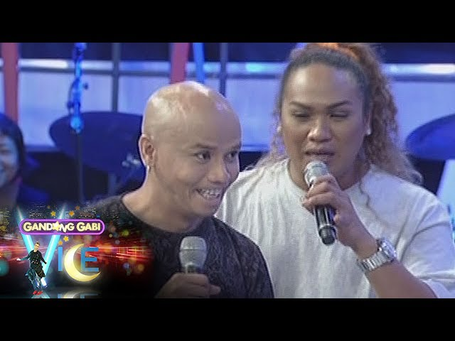 GGV: Vice Ganda challenges Sharon Cuneta