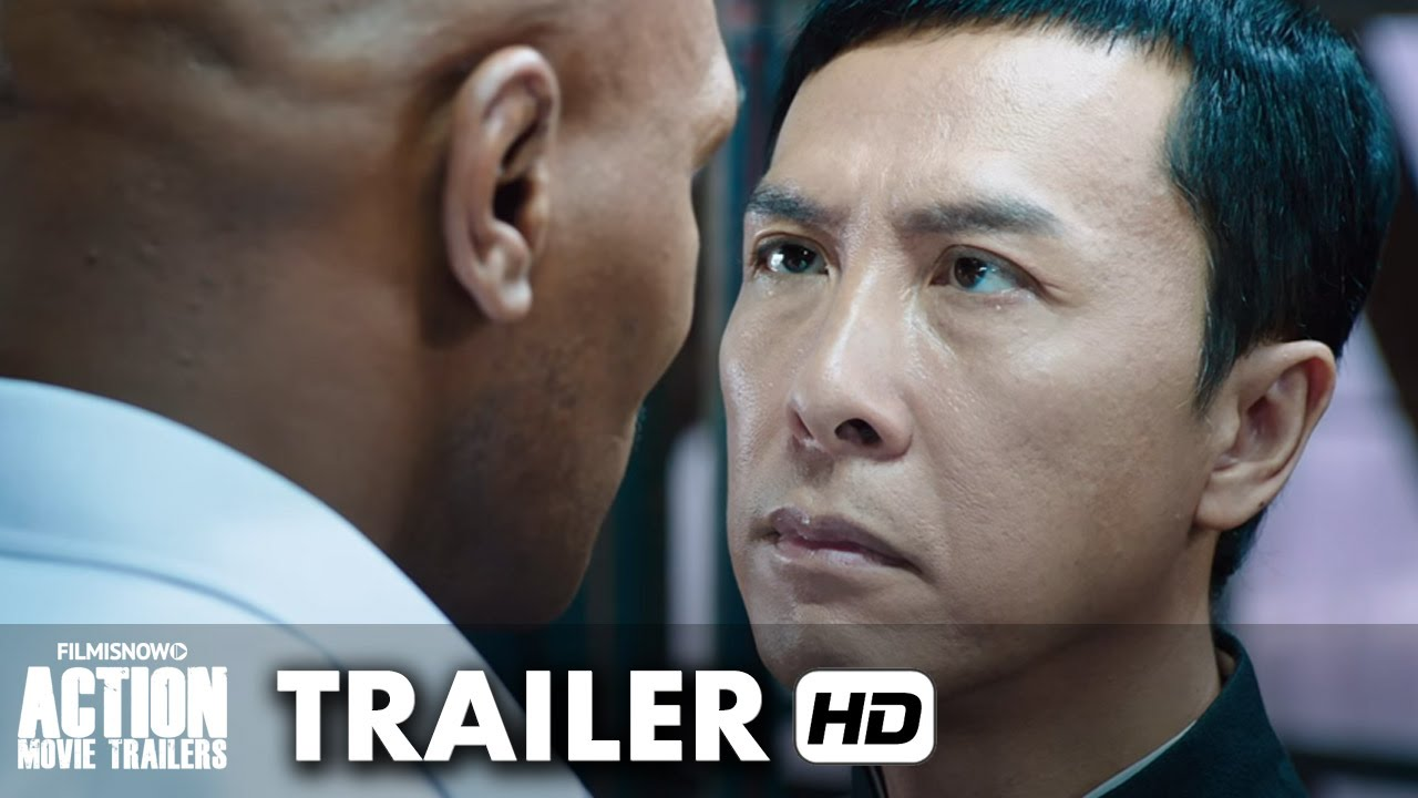 IP MAN 3 Official Trailer - Donnie Yen Action Movie [HD]