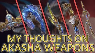 ?Granblue Fantasy?My Thoughts On Akasha/Hollowsky Weapons