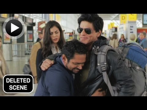 Zain Drops Samar At The Airport - Deleted Scene - Jab Tak Hai Jaan