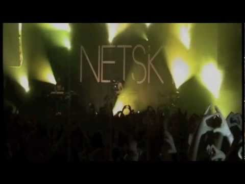 Netsky - Give & Take (Live @ Ancienne Belgique)