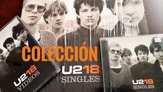 Coleccion U218 Singles en CD, DVD y 2LP