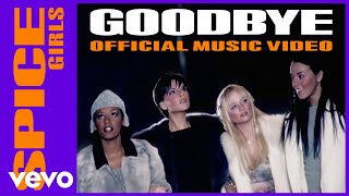 Клип Spice Girls - Goodbye