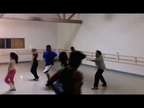 JOVON &#038; CHRISTIAN CHOREOGRAPHY 2008