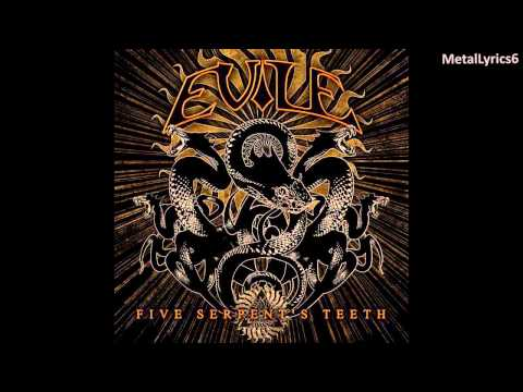Evile - Five Serpents Teeth