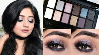 Maybelline The Rock Nudes Palette | Makeup Tutorial