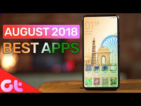 10 NEW Android Apps of the Month - AUGUST 2018