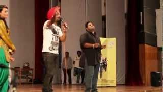 Raula Pai Gaya - Raula Pai Gaya FUN UNLIMITED @ APJ College, Jalandhar