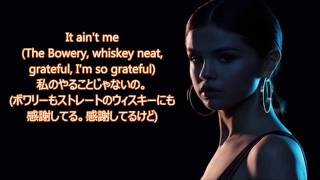 Download Lagu 洋楽 和訳 Kygo ft. Selena Gomez - It Ain't Me Gratis STAFABAND