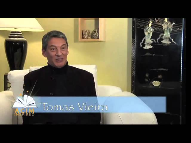 A Course in Miracles The Movie talks with Tomas Vieira about Special Relationships