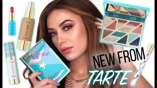 TARTE COSMETICS HIGH TIDES & GOOD VIBES PALETTE | FACE TAPE FOUNDATION | Victoria Lyn