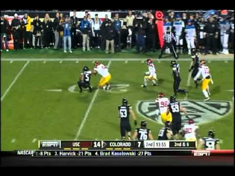 USC DE #8 Nick Perry Highlights 2011