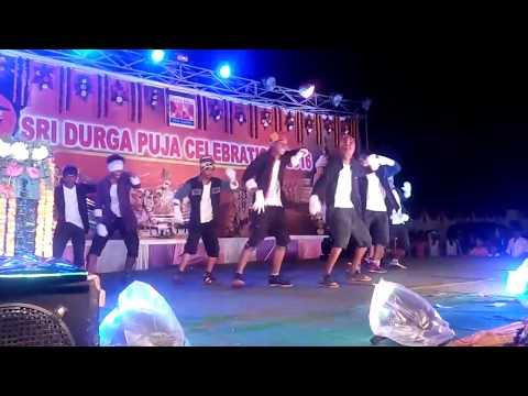 Hip Hop Dance on Mor Gulapi Gali re Sambalpuri song 2017