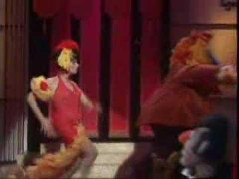 Copa Cabana con Liza Manelli y los Muppets