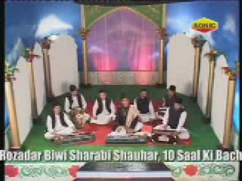 Mohammed Ke Shaher Mein - Aslam Sabri Part 3-3