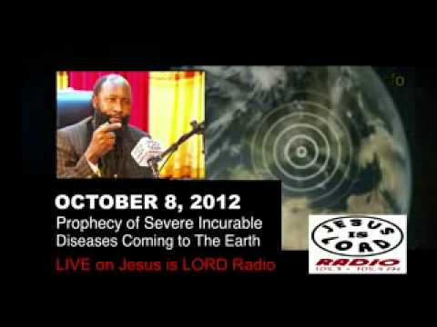 Ebola Prophecy, and Severe Incurable Diseases Prophecy Prophet Owuor