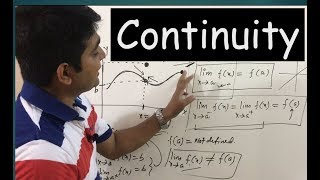 Continuity of function | Introduction and Concept in Hindi - 1