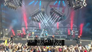 ENTER SHIKARI - Radiate [Live @ Download. 2013]