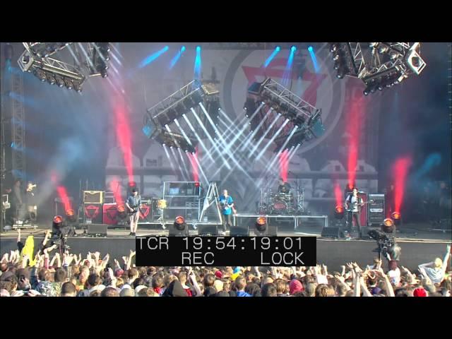 ENTER SHIKARI - Radiate [Live @ Download. 2013]