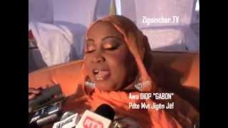 Awa Diop Gabon Crée Son Parti Politique