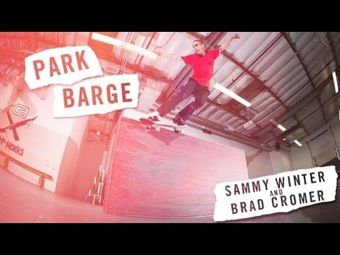 Park Barge: Brad Cromer and Sammy Winter