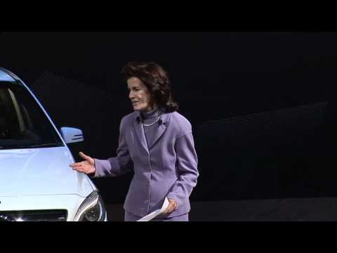 Mercedes-Benz / AMG : The 42nd Tokyo Motor Show 2011 Press Conference