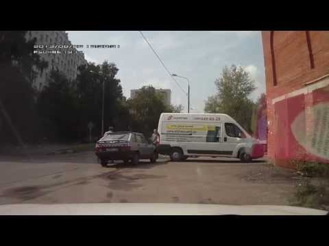 Авария на Проезде Черепановых