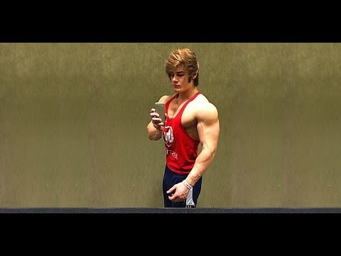 Jeff Seid Chest Workout video