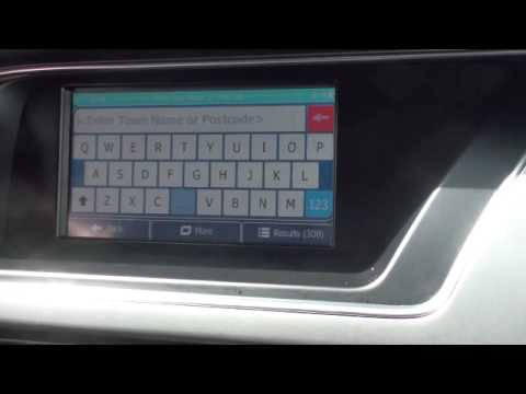 Audi A4 A5 Q5 Navigation Upgrade For Cars With Concert