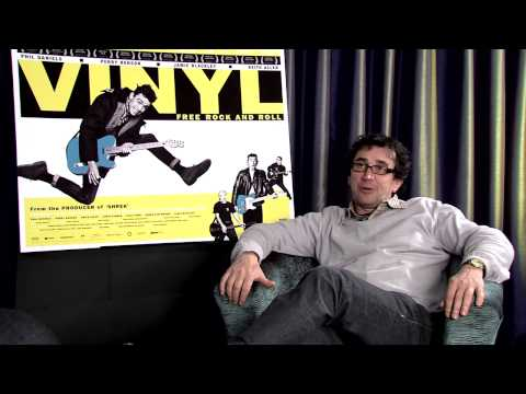Phil Daniels talks about his new film Vinyl