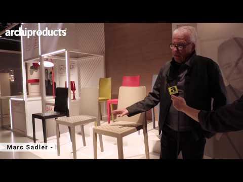 CALLIGARIS | Marc Sadler, Andrea Bocchiola - iSaloni 2014
