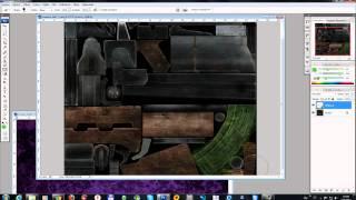 CODZ Call of Duty 4 - Návod jak si udělat vlastní skin (Tutorial)