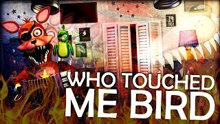 """Dam1R ft. Rockstar Foxy - """"Who touched me bird?"""" (UCN Remix)"""
