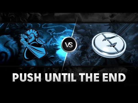 TI4 Memories: Push until the end by NewBee vs EG