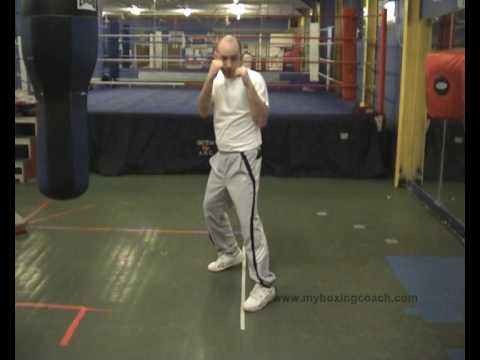 Boxing Techniques - Slipping Punches Image 1
