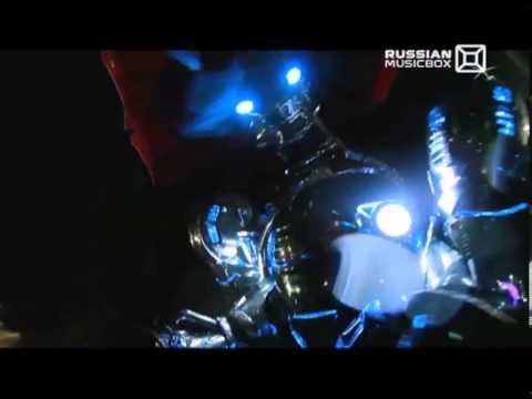 Реклама Роботрон Шоу на телеканале Music Box