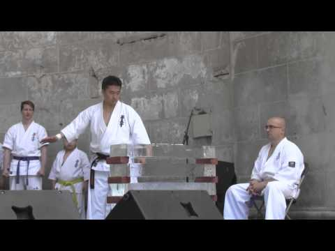 Kyokushin Karate NY demo at Japan Day 2013 (2/2) Image 1