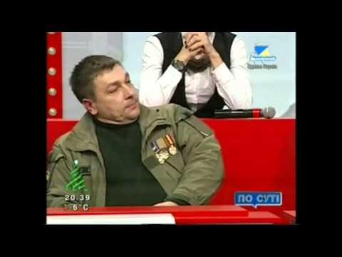 """Костянтин Денисов у програмі """"По суті"""""""
