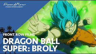 Dragon Ball Super: Broly [JAP] | Official Trailer [HD] | January 24