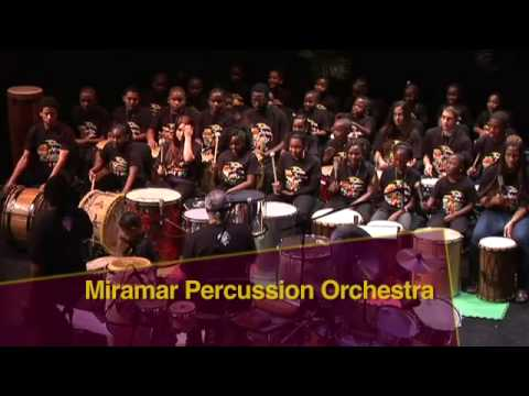 Rhythms of Africa Live Performance @ Miramar Cultural Center, FL